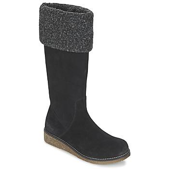 Topánky Ženy Čižmy do mesta Kickers KARINE Čierna