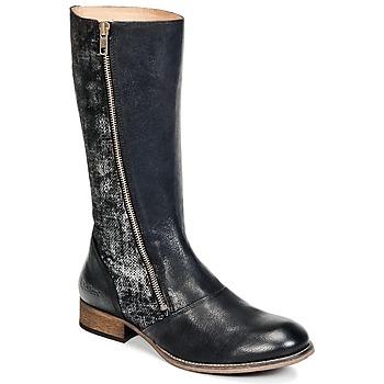 Topánky Ženy Čižmy do mesta Kickers PENNYHO čierna / Brillant