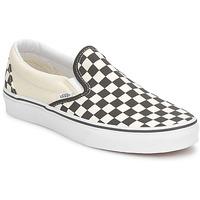 Topánky Slip-on Vans CLASSIC SLIP ON čierna / Krémová