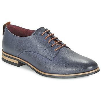 Topánky Ženy Derbie Betty London FLUDE Modrá