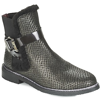 Topánky Ženy Polokozačky Fericelli FADEN Čierna
