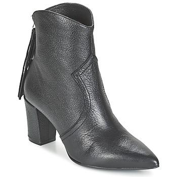 Topánky Ženy Čižmičky Fericelli FADIA Čierna