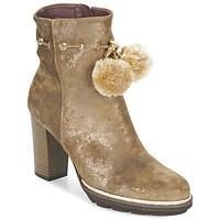 Topánky Ženy Čižmičky Fericelli FAHRA Béžová