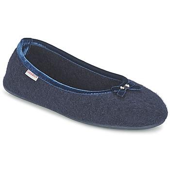 Topánky Ženy Papuče Giesswein HOHENAU Námornícka modrá