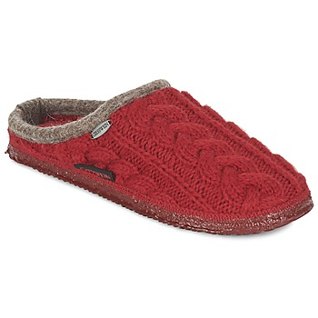 Topánky Ženy Papuče Giesswein NEUDAU Červená