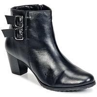 Topánky Ženy Čižmičky Balsamik GOMALO Čierna