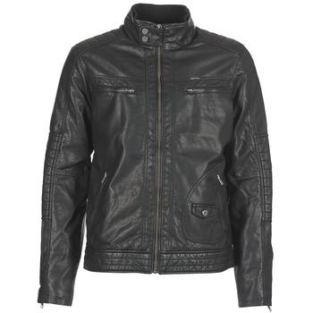 Oblečenie Muži Kožené bundy a syntetické bundy Petrol Industries VESTE JAC150 čierna