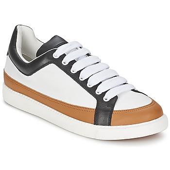 Topánky Ženy Nízke tenisky See by Chloé SB23155 Biela
