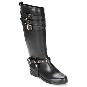 Topánky Ženy Čižmy do mesta SuperTrash SAMMY Čierna