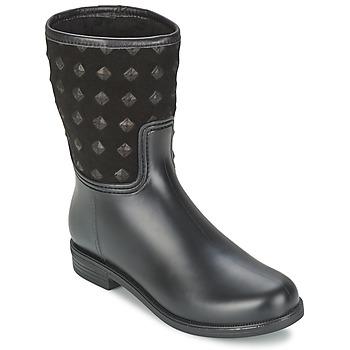 Topánky Ženy Polokozačky SuperTrash SUZY Čierna