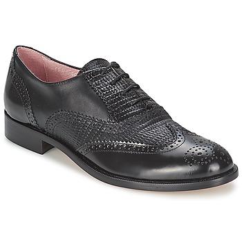 Topánky Ženy Richelieu Elia B SPECTATOR Čierna
