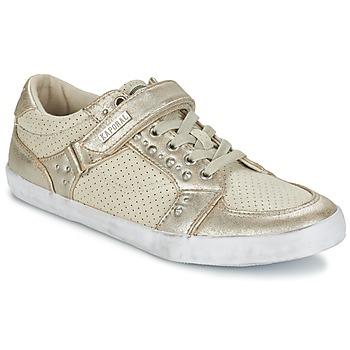 Topánky Ženy Derbie Kaporal Snatch Béžová