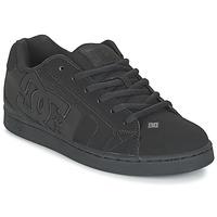 Topánky Muži Skate obuv DC Shoes NET čierna / čierna / čierna