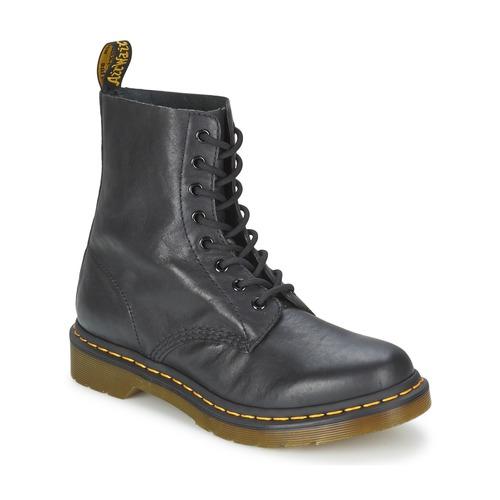 Topánky Ženy Polokozačky Dr Martens PASCAL Čierna