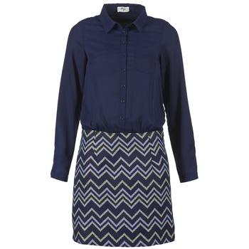Oblečenie Ženy Krátke šaty Betty London FERMINE Námornícka modrá