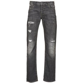 Oblečenie Muži Rovné džínsy Kaporal AMBROSE čierna