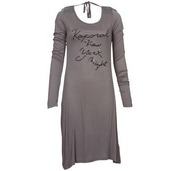 Oblečenie Ženy Krátke šaty Kaporal TALET Šedá