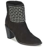 Topánky Ženy Čižmičky Dumond GUOUZI Čierna