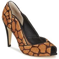 Topánky Ženy Lodičky Dumond GUATIL Leopard