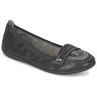 Topánky Ženy Mokasíny Les P'tites Bombes ALOA čierna