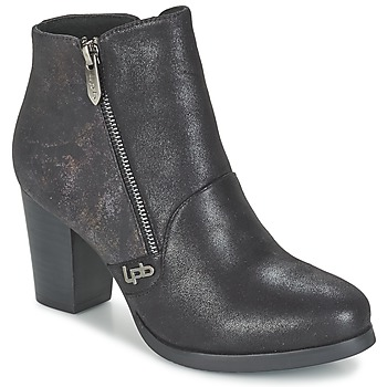 Topánky Ženy Čižmičky Les P'tites Bombes BALTIMORE čierna