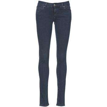 Oblečenie Ženy Džínsy Slim School Rag NEW LINDSEY Modrá / Raw
