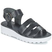 Topánky Ženy Sandále Kickers CLIPPER Čierna
