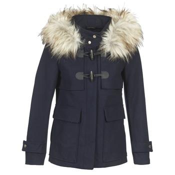 Oblečenie Ženy Kabáty Only NEW JENNY Námornícka modrá