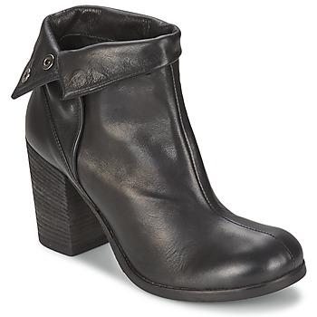 Topánky Ženy Čižmičky JFK GUANTO čierna