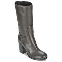 Topánky Ženy Čižmy do mesta JFK TAMP šedá