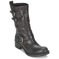 Topánky Ženy Polokozačky JFK GUANTP čierna