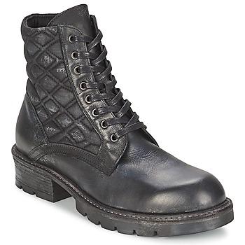 Topánky Ženy Polokozačky Strategia BOMBER Čierna