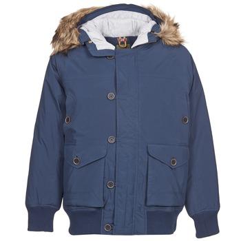 Oblečenie Muži Parky Timberland Scar Ridge Snorkel Námornícka modrá