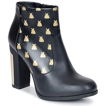 Topánky Ženy Čižmičky Miista ALAYNA Čierna
