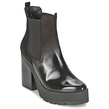 Topánky Ženy Čižmičky Miista YOLANDA Čierna