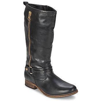 Topánky Ženy Čižmy do mesta Nome Footwear SASSIF CASU Čierna