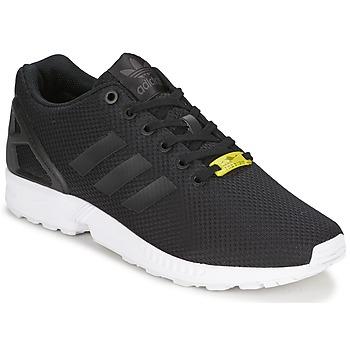 Topánky Muži Nízke tenisky adidas Originals ZX FLUX Čierna / Biela