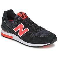 Topánky Nízke tenisky New Balance MRL996 Čierna / Červená