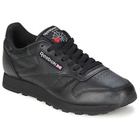 Topánky Nízke tenisky Reebok Classic CL LTHR čierna