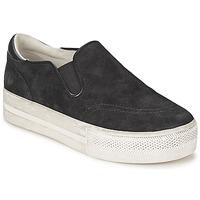 Topánky Ženy Slip-on Ash JUNGLE Čierna