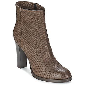 Topánky Ženy Čižmičky Alberto Gozzi MADRID T MORO Hnedá