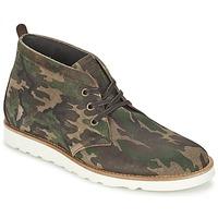 Topánky Muži Polokozačky Wesc LAWRENCE Camouflage