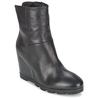 Topánky Ženy Čižmičky OXS IGLOO čierna