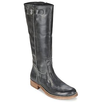 Topánky Ženy Čižmy do mesta Hip BIDILLE čierna