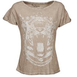 Oblečenie Ženy Tričká s krátkym rukávom Best Mountain ACCADUR Hnedošedá