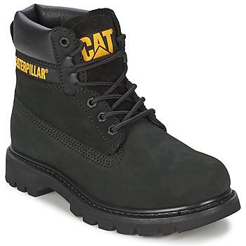 Topánky Ženy Polokozačky Caterpillar COLORADO Čierna