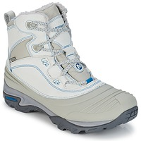 Topánky Ženy Turistická obuv Merrell SNOWBOUND MID WTPF šedá