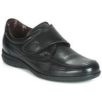 Topánky Muži Mokasíny Fluchos LUCA čierna