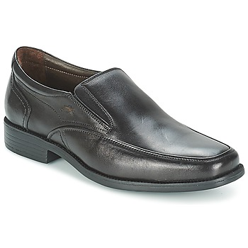 Topánky Muži Mokasíny Fluchos RAPHAEL Čierna