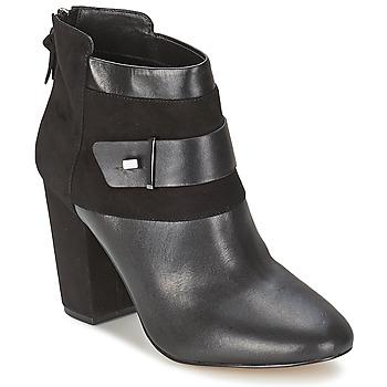 Topánky Ženy Čižmičky French Connection LIRA Čierna